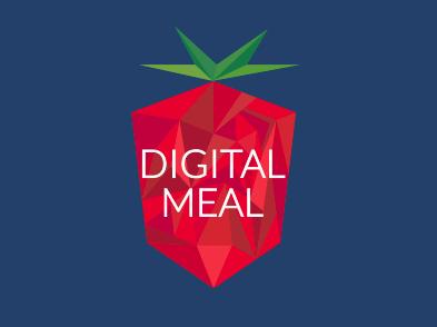 Digital Meal Logo