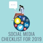 You Social Media 4 Point Checklist For 2019