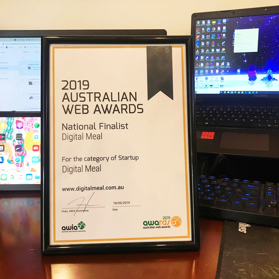 2019 Australian Web Awards