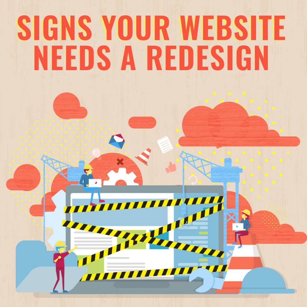 Signs Your Website Needs a Redesign