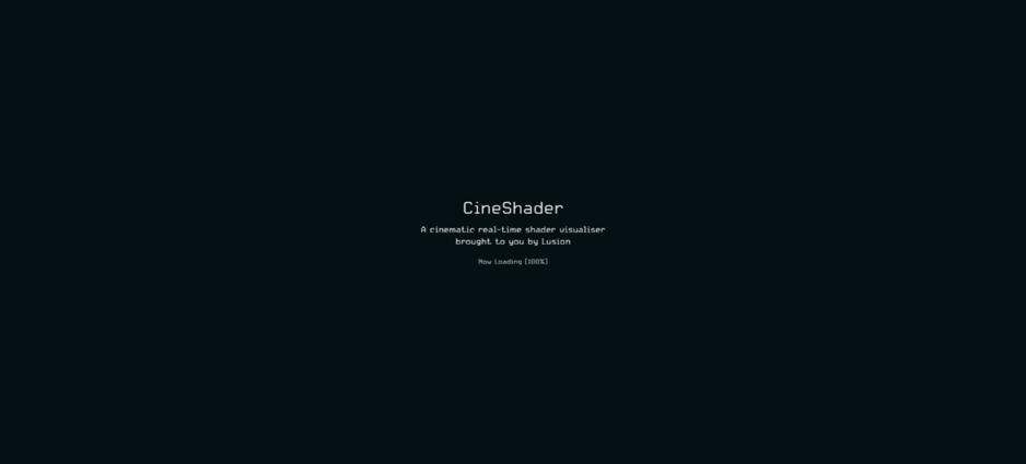 Cineshader
