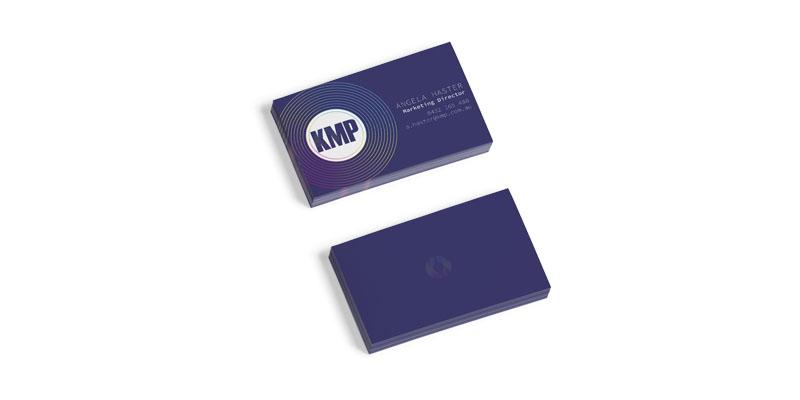 KMP Business Card