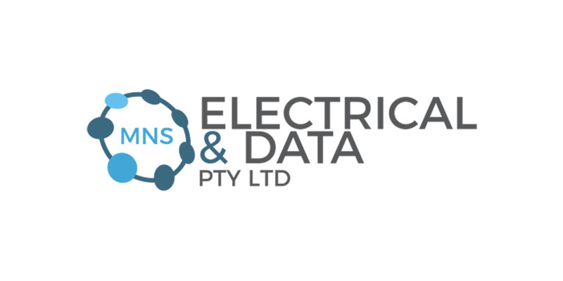 MNS Electrical Logo