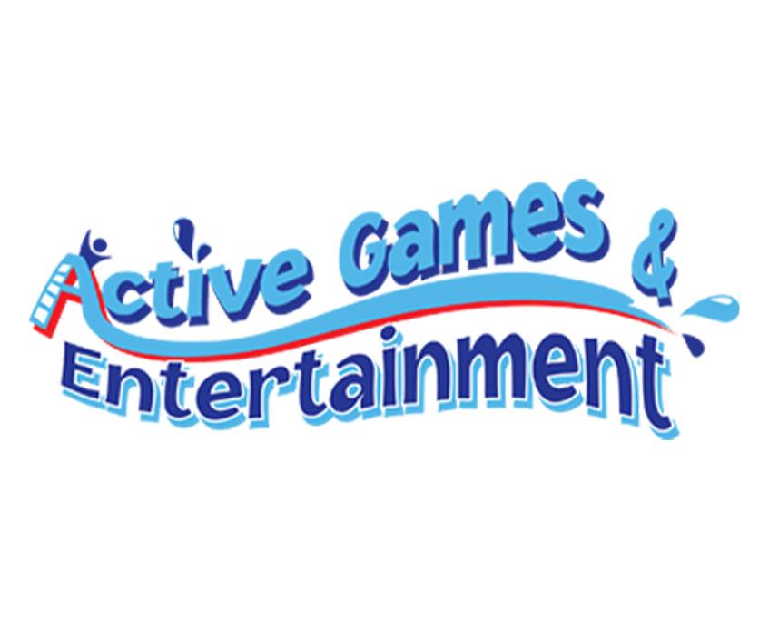 Active Games & Entertainment Logo